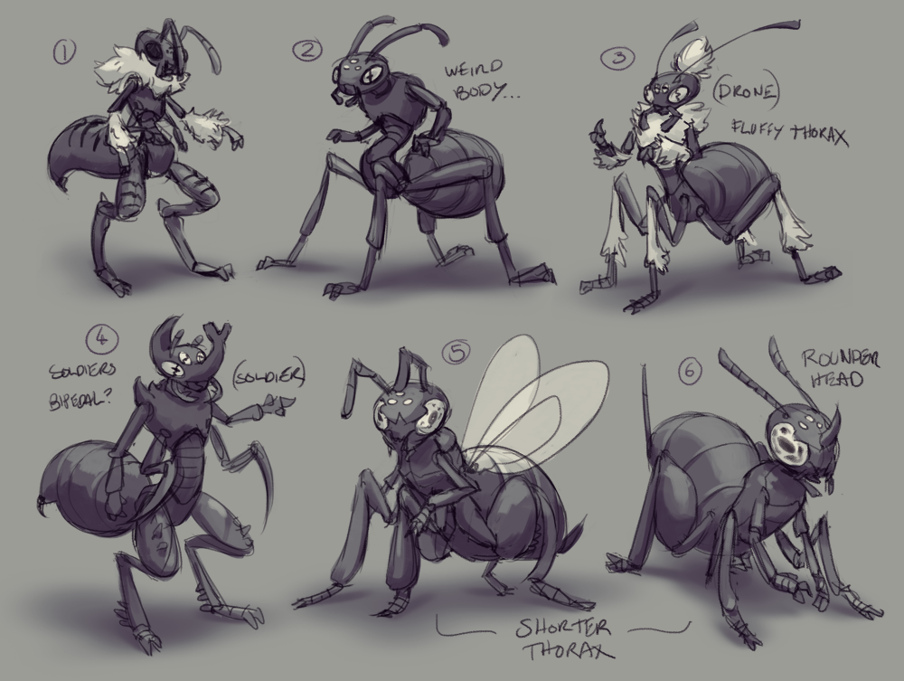 bug species sketches copy